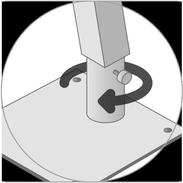 Turnable sleeve